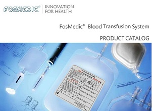 Fosmedic® Blood Bag Catalogue Download