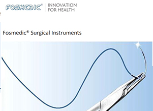 Fosmedic® Surgical Instruments Introduce Download