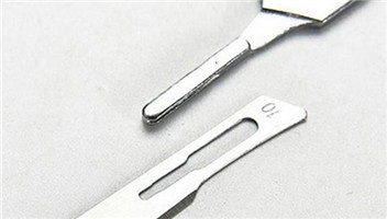 The Use of Surgical Scalpel Handle